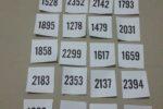 Giro brojevi