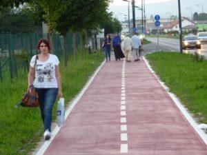 Biciklisticka staza Ilidza